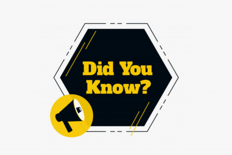 Did You Know? sign